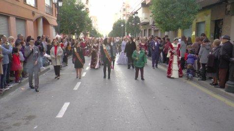 Desfile Capitanías Alagoneses - Tele Sax (115)