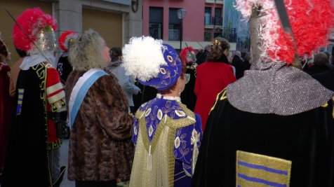 Desfile Capitanías Alagoneses - Tele Sax (119)