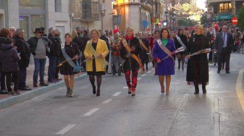 Desfile Capitanías Alagoneses - Tele Sax (121)