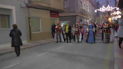 Desfile Capitanías Alagoneses - Tele Sax (123)