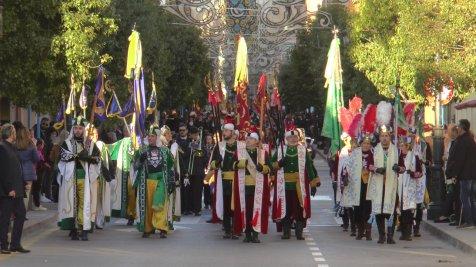 Desfile Capitanías Alagoneses - Tele Sax (14)
