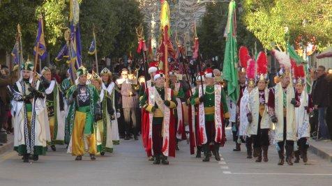 Desfile Capitanías Alagoneses - Tele Sax (15)