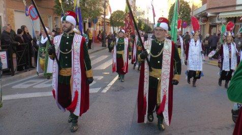 Desfile Capitanías Alagoneses - Tele Sax (16)