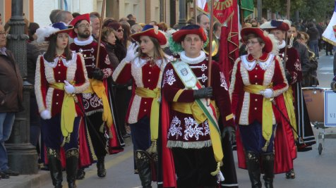 Desfile Capitanías Alagoneses - Tele Sax (23)