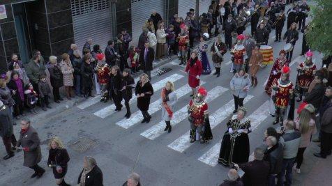 Desfile Capitanías Alagoneses - Tele Sax (32)