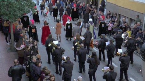 Desfile Capitanías Alagoneses - Tele Sax (33)