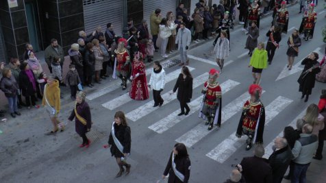 Desfile Capitanías Alagoneses - Tele Sax (34)