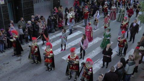 Desfile Capitanías Alagoneses - Tele Sax (35)