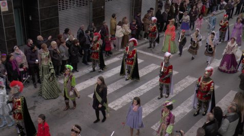 Desfile Capitanías Alagoneses - Tele Sax (42)