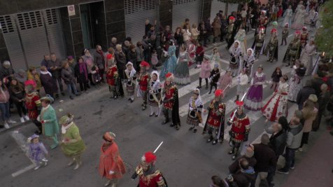 Desfile Capitanías Alagoneses - Tele Sax (48)