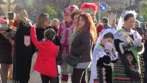 Desfile Capitanías Alagoneses - Tele Sax (5)