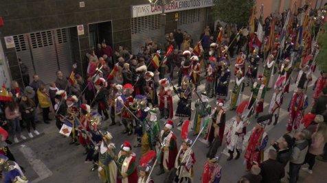 Desfile Capitanías Alagoneses - Tele Sax (51)