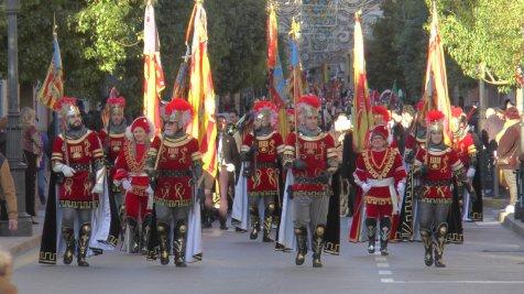 Desfile Capitanías Alagoneses - Tele Sax (8)