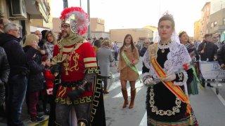 Desfile Capitanías Alagoneses - Tele Sax (91)
