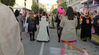 Desfile Capitanías Alagoneses - Tele Sax (93)