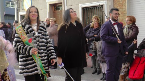 Desfile Capitanías Alagoneses - Tele Sax (98)