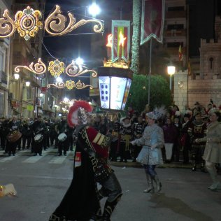 Fiestas 2020 - Dia 1 - Retreta - Tele Sax (6)