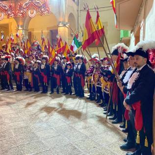 Fiestas 2020 - Dia 3 - Desfile - Homenaje Cristianos y Garibaldinos (2)