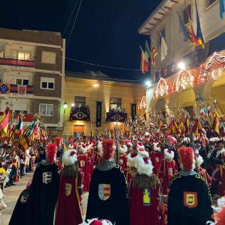 Fiestas 2020 - Dia 3 - Desfile - Homenaje Cristianos y Garibaldinos (3)
