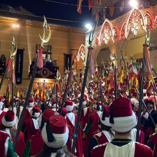 Fiestas 2020 - Dia 3 - Desfile - Homenaje Cristianos y Garibaldinos (4)