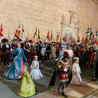 Fiestas 2020 - Dia 3 - Desfile - Homenaje Cristianos y Garibaldinos (5)