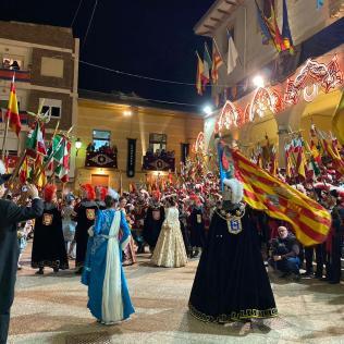 Fiestas 2020 - Dia 3 - Desfile - Homenaje Cristianos y Garibaldinos (6)
