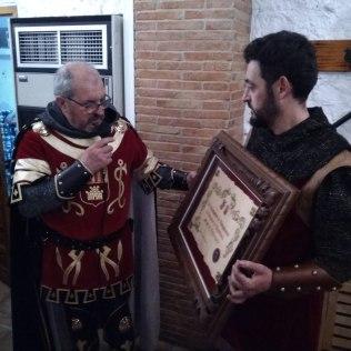 Fiestas 2020 - Dia 3 - Regalo Almogávares de Villena (1)