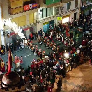 Fiestas 2020 - Dia 4 - Desfile Turcos (3)