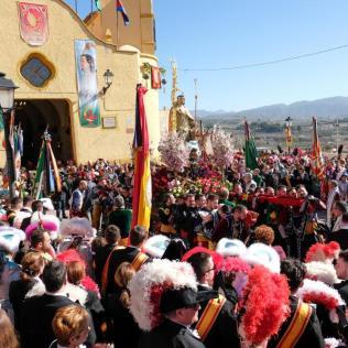 Fiestas 2020 - Dia 4 - Subida del Santo - Diario Informacion (2)